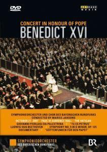 Concert in Honour of Pope Benedict Xvi: Live from