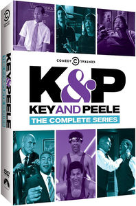 Key And Peele: The Complete Series