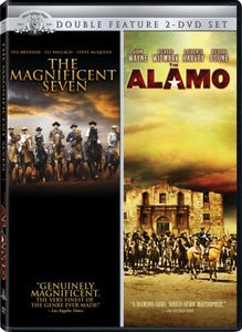 Magnificent Seven & Alamo (1960)