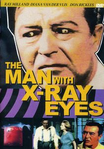 Man with X-Ray Eyes