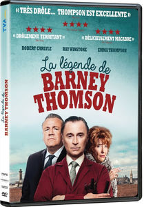 Legend Of Barney Thomson [Import]