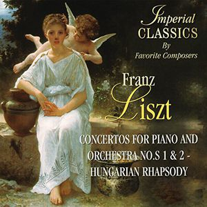 Concertos for Piano & Orchestra No S1&2