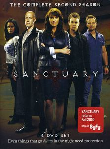 Sanctuary: Complete Second Season
