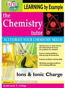 Ions & Ionic Charge