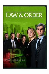 Law & Order: Thirteenth Year