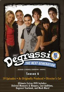 Degrassi Next Generation: Season 6 [Import]
