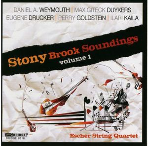 Stony Brook Sounding 1