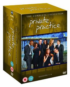 Private Practice-Seasons 1-6
