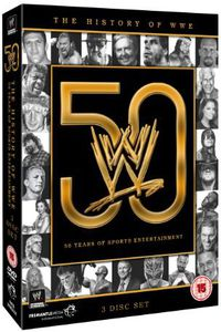 History of Wwe: 50 Years of Sports Entertainment