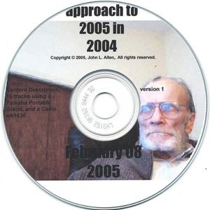 Approach to 2005 in 2004