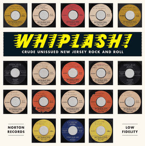 Whiplash-Crude Unissued New Jersey Rock &