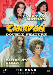 Carry on 6: Carry on Matron & Carry on Girls