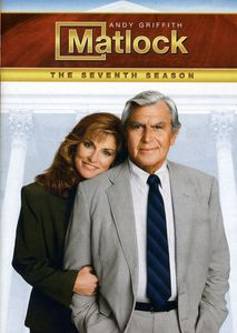 Matlock: Seventh Season