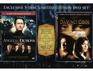 Angels & Demons/ Da Vinci Code