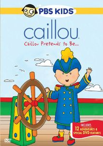 Caillou Pretends to Be