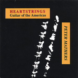 Heartstrings Guitar of the Americas