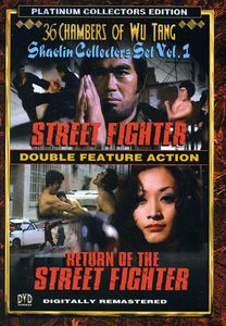 Street Fighter & Return of the Street Fighter