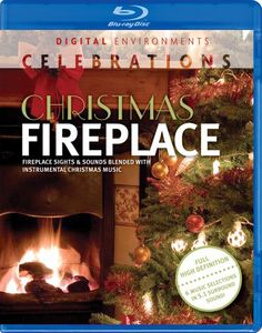 Christmas Fireplace /  Various