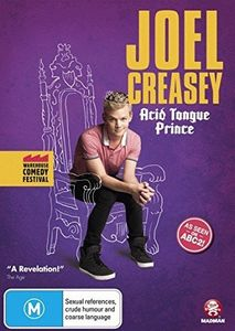 Joel Creasey the Acid Tongue Prince
