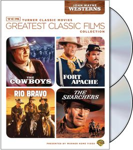 TCM Greatest Classic Films Collection: John Wayne Westerns