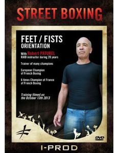 Street Boxing: Feet/ Fists Orientation