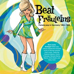 Beat Frauleins: Female Pop Germany 64-68 /  Various