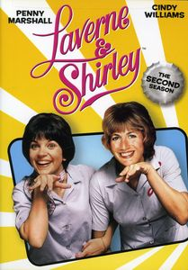 Laverne & Shirley: The Complete Second Season