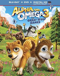 Alpha & Omega: The Great Wolf Games