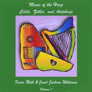 Music of the Harp: Celtic Zither & Autoharp 1