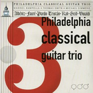 Philadelphia Classical Guitar Trio