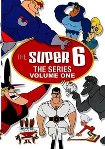 Super 6 - the Complete Series - Volume One
