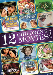 12 Children's Movie Collection