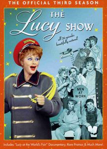 Lucy Show: Official Third Season