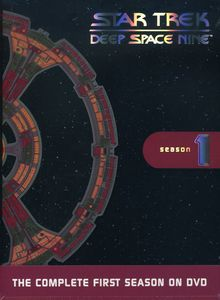 Star Trek - Deep Space Nine: The Complete First Season