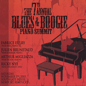 Highlights from the Seventh Annual Blues & Boogie