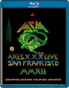 Axis XXX: Live San Francisco