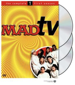 Mad-TV: The Complete First Season