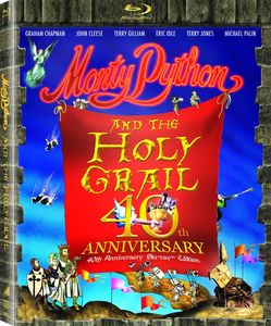 Monty Python & the Holy Grail 40th Anniversary Ed