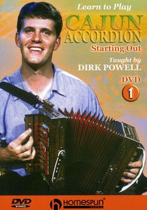 Learn to Play Cajun Accordion: Starting Out
