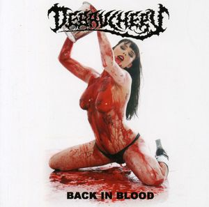 Back in Blood [Import]