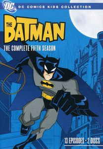 Batman: Complete Fifth Season