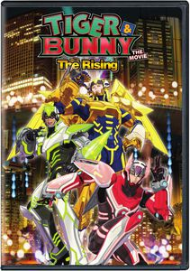 Tiger & Bunny the Movie 2: Rising