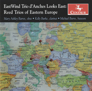 Looks East: Reed Trios of Eastern Europe