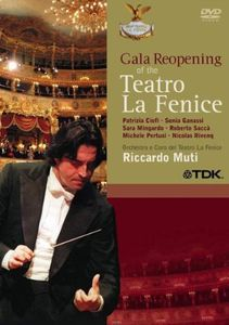 Gala Reopening of the Teatro la Fenice /  Various