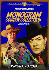 Monogram Cowboy Collection: Volume 5