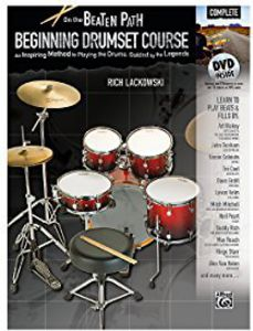 On the Beaten Path: Beginning Drumset Course Comp