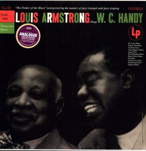 Louis Armstrong Plays WC Handy