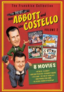 Best of Bud Abbott & Lou Costello: Vol 2