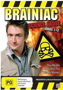 Brainiac: Science Abuse-Series 1 & 2