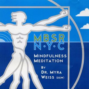 MBSR-NYC Mindfulness Meditation CD